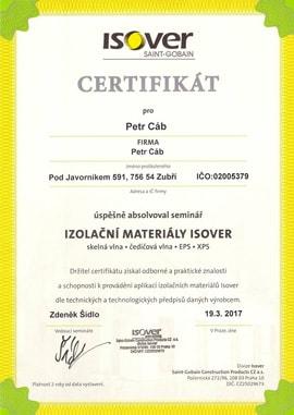 Izolační materiály Isover