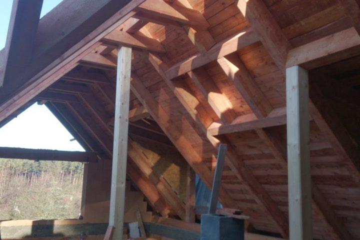 Střecha – Podlesí