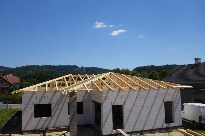 Střecha Zašová